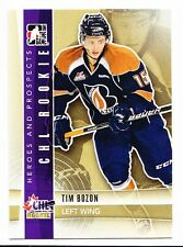 50ct Tim Bozon 2011-12 ITG Heroes & Prospects Hockey Update Rookie RC Lot #230