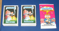 ALL NEW GARBAGE PAIL KIDS BNS2 COMPLETE SET 56-128 A & B    146 TOTAL STICKERS