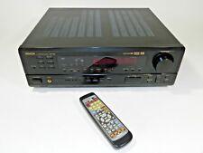 Denon Receiver Stereo Component AVR 483