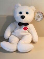 Ty Beanie Baby Celebrity Bear #11 Leonardo DeCaprio w/Tag X-cellent NewCondition