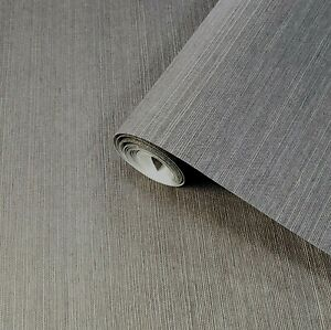 2732-80087 Brewster charcoal gray Taupe Sisal natural Grasscloth Wallpaper rolls