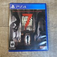 7 Days To Die - Sony PlayStation 4 - PS4 *Free Shipping*