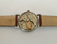 Vintage Automatic Universal Geneve MANS WRIST WATCH, RUNNING Crocodile Band