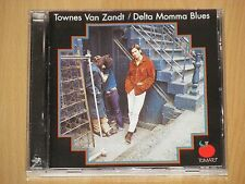 Townes Van Zandt ‎- Delta Momma Blues