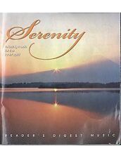 Serenity - Relaxing Music for the Inner Spirit ~ 4 tapes ~ Reader's Digest  ~ Gd