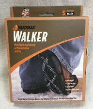 YAKTRAX WALKER Ice and Snow Traction Size Small Black New in Box Ice Traction