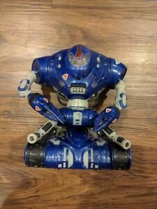 1997 New Line Lost In Space Robot Electronic Figure Toy Lights Sounds Movie
