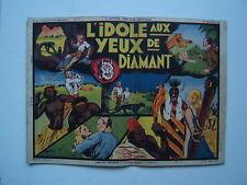 EDITION SAGE / L APPEL DE LA JUNGLE / NUM 12 / RAOUL ET GASTON / 1939