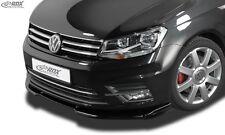 RDX Frontspoiler VARIO-X für VW Caddy 2K ab 2015