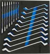 Condor 7331 Gabel-Ringschlüssel Einlage Systemeinlage Werkzeugeinlage