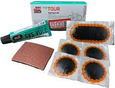 REMA Touring Bicycle Tube Patch Repair Kit TT01 (# 21)  - Small TT O1