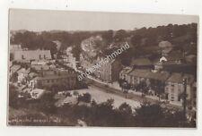 Falmouth Berkely Vale Cornwall 1925 RP Postcard 701b