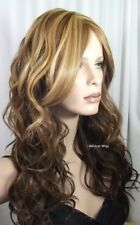 HEAT OK .. Super Sexy GABBY Wig from Sepia  . Color D8.12.BS HOT color mix