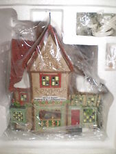 Dept.56-Dicken's Village-Nettie Quinn Puppets & Marionettes-Porcelain