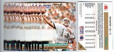 3X DAN MARINO 1991 Pro Set #25 7th Straight 3000 YD Dolphins Lot of 3 for .99