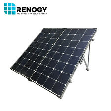 Renogy 200W 12V Solar Panel Mono Foldable Suitcase Portable Folding Final Sale