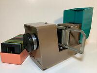 Projector ETUDE FED USSR Soviet Filmoscope Vintage dia/slide Projector