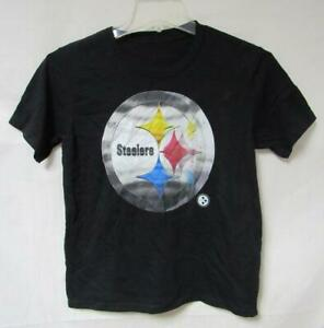 Pittsburgh Steelers Youth Size Small Short Sleeve T-Shirt A1 2968