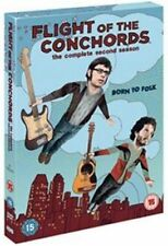 Flight of The Conchords - Complete HBO Second Season DVD 2009 Good