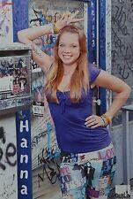 ANNE WÜNSCHE - A3 Poster (42 x 28 cm) - Berlin Tag & Nacht Hanna Fan Sammlung