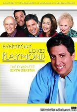 Everybody Loves Raymond DVD The Complete Sixth Season 6 Six Series TV Show Video