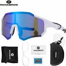ROCKBROS Brille Photochrom/Polarisierte Fahrradbrille Sonnenbrille 3 Farbe 2Type