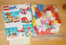 LEGO 525 Basic Tote Pack complete w instructions