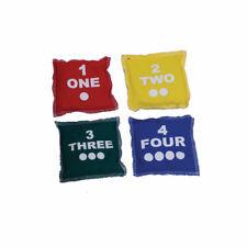 Gamez Galore Number Bean Bags 1-10