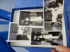 SCOTTISH LASSIE  GROUP OF PHOTOS   AS A LOT (12) BARGE 14 X 8  - 12 X 7 CM