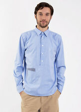 ONTOUR Shadow SHIRT OXFORD Blue - $25 ono - Size L - Fitted Shirt - Brand NEW!!