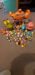 Cbeebies The Octonauts Toy Bundle