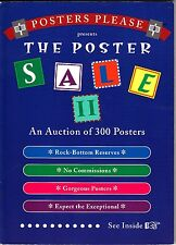 Posters Please The Poster Sale II Auction of 300 Posters September 14 2006 NYC