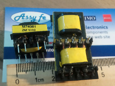 74081 Myrra Transformer 9 pin Isolation flyback 20 W 3.3V 5V 12V 15V 75v 3 a 85