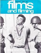 FILMS AND FILMING September 1979 - John Schlesinger & Debra Hill interviews