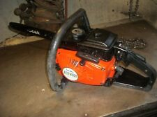 "TANAKA ECS 4000 CHAINSAW WITH 16"" BAR RUNS PERFECTLY, NICE CLEAN SAW"