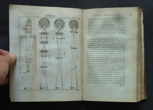 THE SCHOOL OF ARTS :  Mechanics / Science / Clock Making / Drawing / Optics 1796