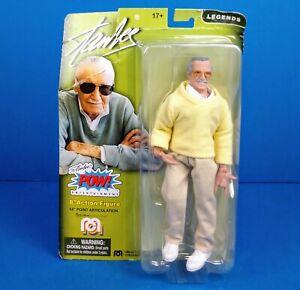 """MEGO Legends Stan Lee 8"""" Action Figure - Retro"""
