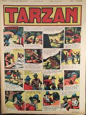 REVUE TARZAN.1 ERE SERIE.N°15.DECEMBRE 1946.PARFAIT ETAT.NON COUPE.