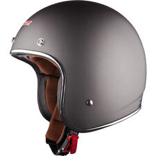 Open Face LS2 Brand Helmets with Quick Release Fastening