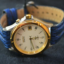 Seiko reloj mujer 5m42-0b10 Vintage Kinetic maquinaria vista