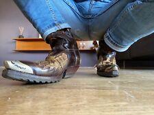 Cowboystiefel, Cowboyboots, Sendra Gr. 9 /43