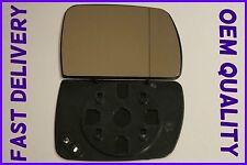 RANGE ROVER VOGUE 2002-2004 WING MIRROR GLASS  HEATED RIGHT