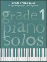Grade 1 Piano Solos Sheet Music Book