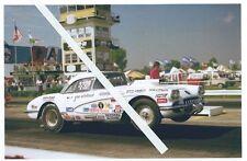 1970's Drag Racing-1959 Corvette-E/Modified Production -Indianapolis Raceway Pk