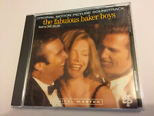 THE FABULOUS BAKER BOYS (Dave Grusin) OOP 1989 GRP Score Soundtrack OST CD NM
