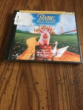Babe Pig In The City Divx New Sealed