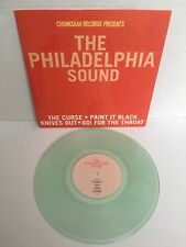 """The Philadelphia Sound Chunksaah Records Clear/Mint Vinyl 10"""" Compilation Record"""