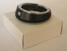 Macro TILT adapter for NIKON lens to NIKON camera (11° tilt / 360° turn) NEW!