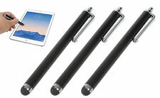 3X STYLUS TOUCH PEN HANDY EINGABE STIFT SMARTPHONE DISPLAY SCREEN SAVE UNIVERSAL