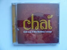 CD ALBUM  CHAI Chill out at the Bombay lounge  37867